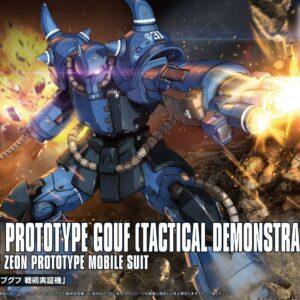 1/144 HG Prototype Gouf (Tactical Demonstrator)