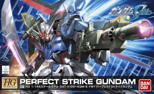 HG Perfect Strike Gundam
