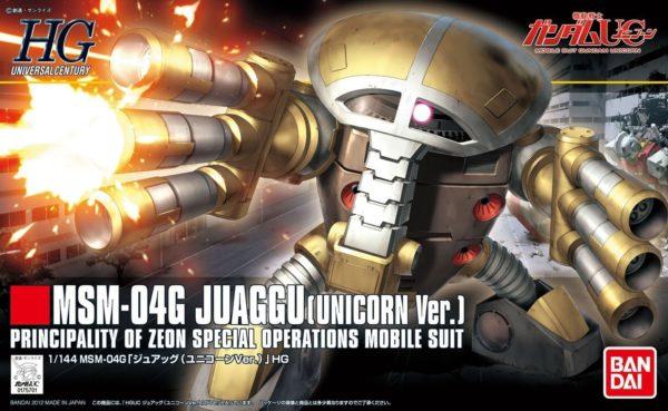HGUC MSM-04G Juaggu