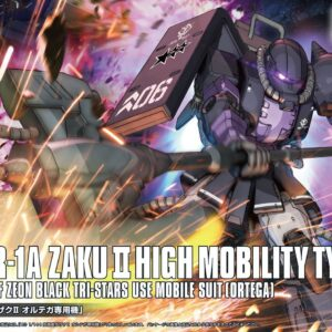 1/144 HG Zaku II High Mobility Type Ortega [Gundam The Origin]