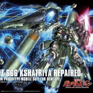 1/144 HG NZ-666 Kshatriya Repaired