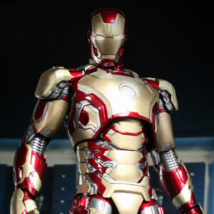 1/6 Scale Hot Toys Iron Man 3 Mark 42