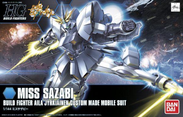 1/144 HGBF Miss Sazabi