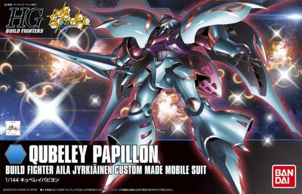 HGBF Qubeley Papillon