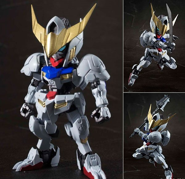 NXEDGE STYLE MS UNIT Gundam Barbatos