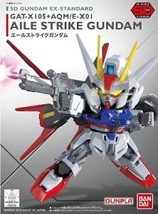 SD Gundam EX Standard Aile Strike