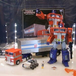 Transformers Masterpiece Transformers MP-10 Convoy