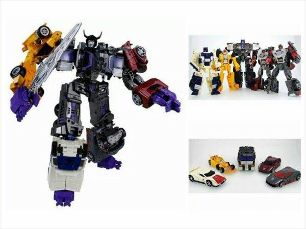 Transformers UW02 Unite Warriors Menasor