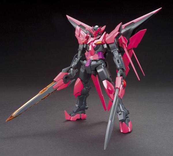 HGBF Gundam Exia Dark Matter