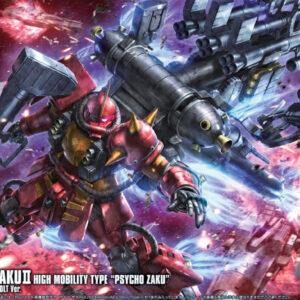 1/144 HG High Mobility Type Zaku Psycho Zaku (GUNDAM Thunderbolt Ver.) Anime Ver.