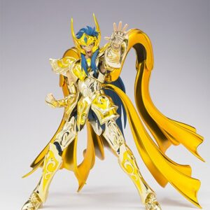 Saint Seiya Myth Cloth EX Aquarius God Cloth