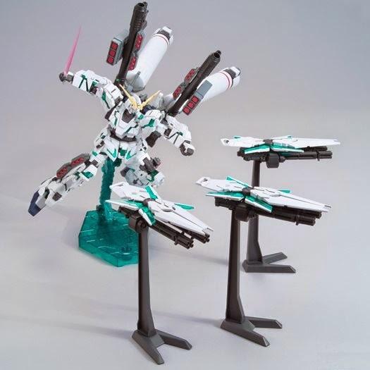 HGUC Full Armor Unicorn Gundam (Destroy Mode)