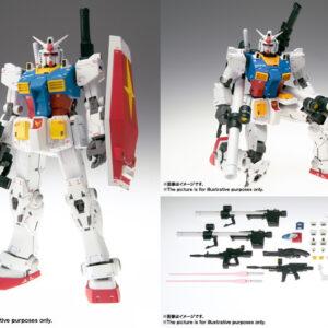 Gundam Fix Figuration Metal Composite RX78-02 Gundam THE ORIGIN (Reproduction)