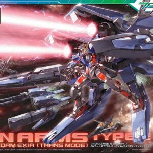 1/144 HG GN Arms Type E + Gundam Exia (Transam Mode)
