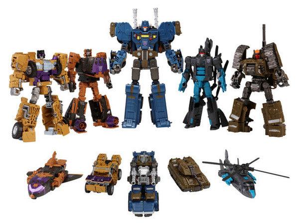 Transformers Unite Warriors UW-07 Bruticus