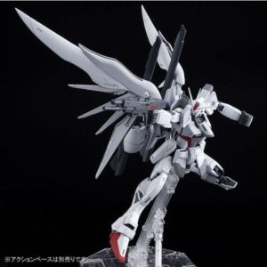 Exclusive 1/100 MG Impulse Gundam Blanche