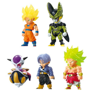 Dragon Ball Advage: Each by Bandai