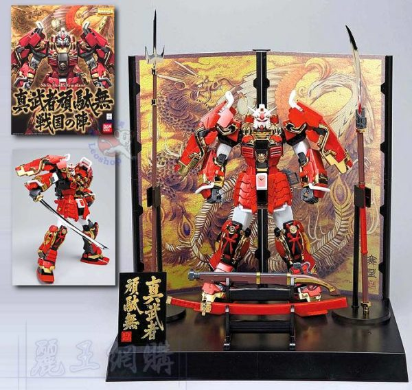 MG Shin Musha Gundam Sengoku no Jin
