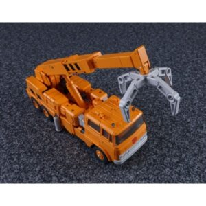 Transformers Masterpiece MP-35 Grapple by Takara Tomy