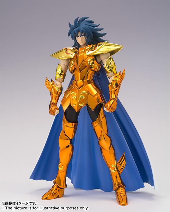 Saint Seiya Myth Cloth EX Sea Dragon Kanon