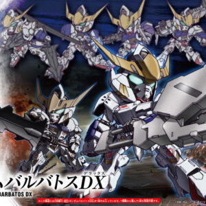 No 401 SD BB Senshi Gundam Barbatos DX