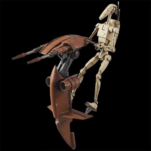 Batalle Droid & Strap
