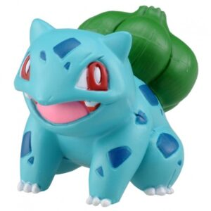 Pokemon Monster Collection Bulbasaur 002
