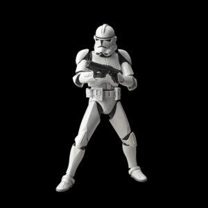 Bandai Star Wars: 1/12 Clone Trooper