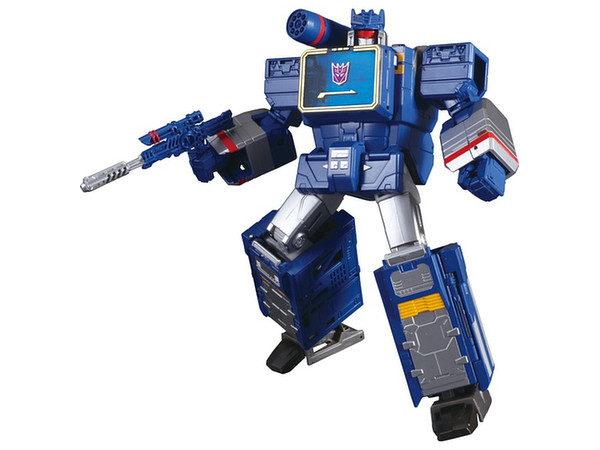 Transformers LG-36 Soundwave by Takara Tomy