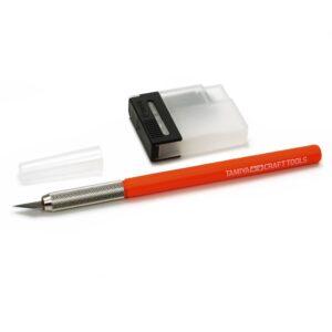Modeler's Knife (Fluorescent Orange)