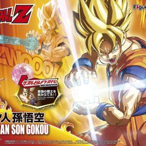 Figure-rise Standard Super Saiyan (by Bandai)