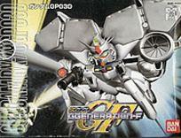 BB #207 SD Gundam GP03D