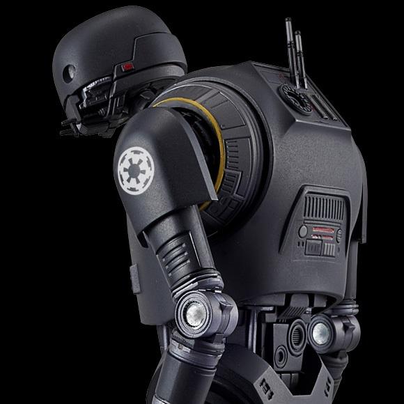 Bandai Star Wars: K-2SO