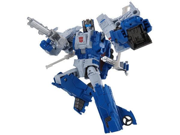 Transformers LG33 Highbrow