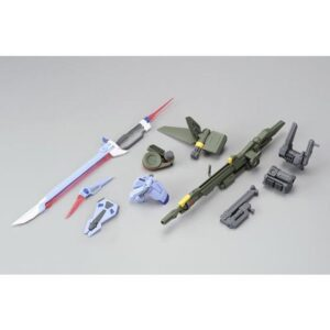 P-Bandai: MG 1/100 Strike Gundam Ver.RM Launcher Striker / Sword Striker Pack