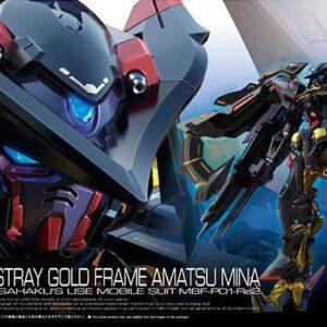 1/144 RG Gundam Astray Gold Frame Amatsu Mina 24