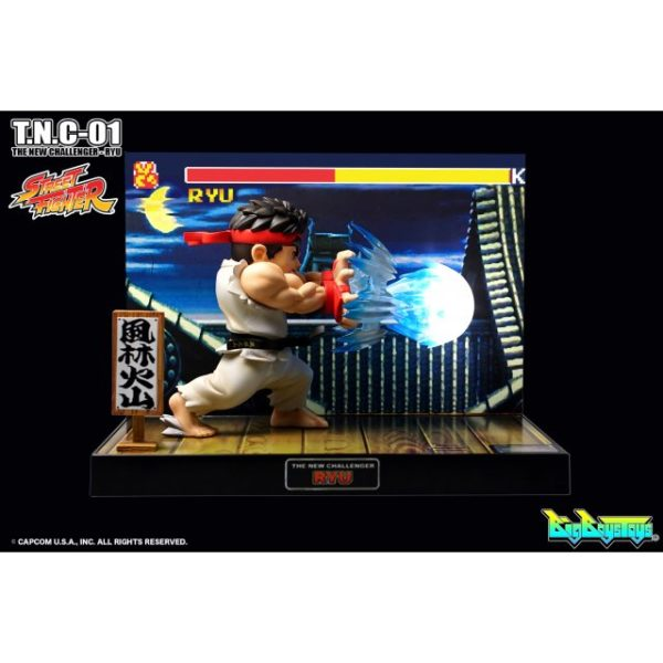 Street Fighter TNC. 01: Ryu (Re-run)