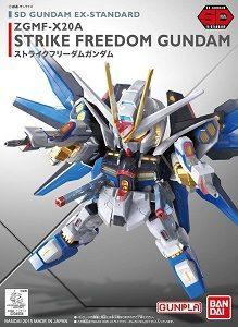 SD Gundam EX Standard Strike Freedom Gundam