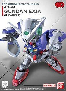 SD Gundam EX Standard Gundam Exia
