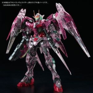 P-Bandai Clear Color Body for PG Trans-Am Raiser
