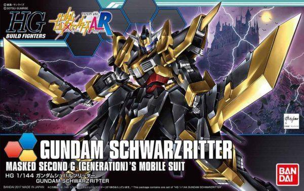 1/144 HGBF Gundam Schwarz Ritter