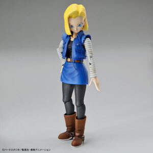 Figure-rise Standard Android No.18 (by Bandai)