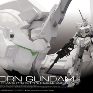 1/144 RG Unicorn Gundam 25