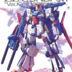 1/100 MG ZZ Gundam Ver. Ka