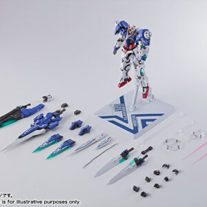 Metal Build 00 Gundam Seven Sword/G