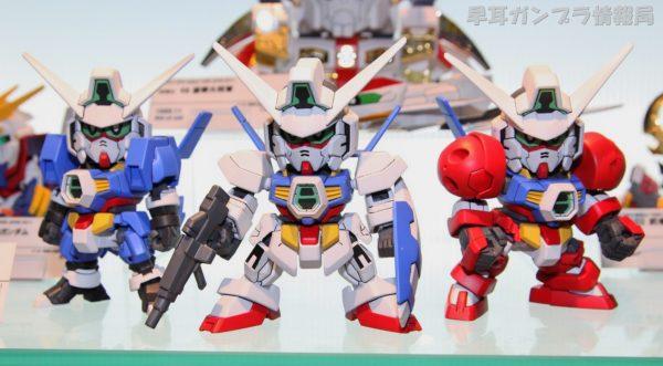 BB Gundam AGE-1