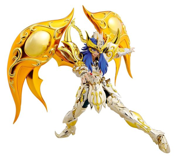 Saint Seiya Myth Cloth EX Scorpio Milo God Cloth