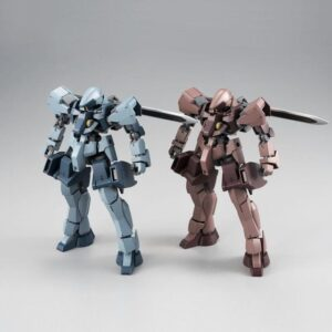 P-Bandai: 1/144 HG Graze Ground Type Twin Set