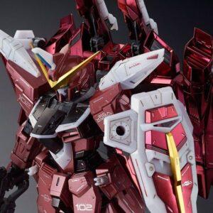P-Bandai MG 1/100 Justice Gundam (Special Coating)