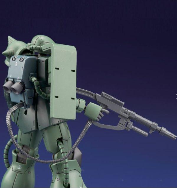 1/144 HG Zaku II C Type / C-5 Type